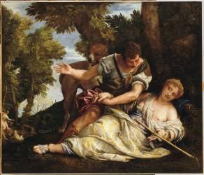 La Mort de Procris (Paul Véronèse) - Muzeo.com