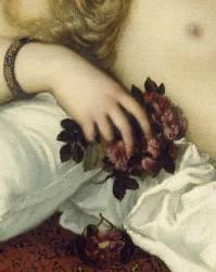 La Vénus d'Urbin (Détail) (Titien) - Muzeo.com