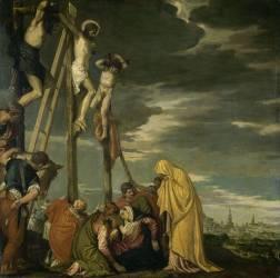 Le Calvaire (Véronèse Paul) - Muzeo.com