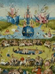 Le jardin des Délices (détail) (Jérôme Bosch) - Muzeo.com