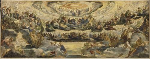 Le Paradis (Le Tintoret (dit) Robusti...) - Muzeo.com