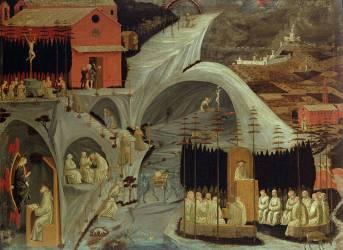 Le Thébaïde (Paolo Uccello) - Muzeo.com