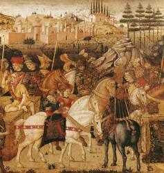 Le Triomphe de Jules César (Paolo Uccello) - Muzeo.com