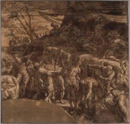 Le veau d'or (Le Tintoret (dit), Robusti...) - Muzeo.com