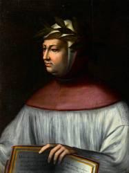 Portrait de Pétrarque (Vasari Giorgio) - Muzeo.com