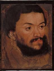 Portrait d'un prince allemand (Cranach Lucas, l'Ancien) - Muzeo.com
