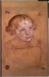 Portrait d'un prince de Saxe (Lucas Cranach l'ancien) - Muzeo.com