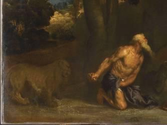 Saint Jérôme (Titien (dit), Vecellio Tiziano) - Muzeo.com