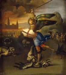 Saint Michel (Raphaël) - Muzeo.com