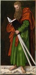 Saint Paul (Cranach Lucas, l'Ancien) - Muzeo.com