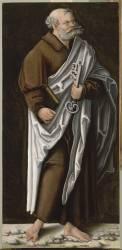 Saint Pierre (Cranach Lucas, l'Ancien) - Muzeo.com