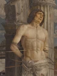 Saint Sébastien (Mantegna Andrea) - Muzeo.com