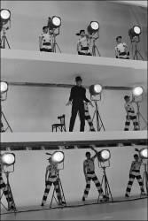 06/03/1968. EMISSION TV DE JC AVERTY AVEC Y.MONTAND (Reporters Associés) - Muzeo.com