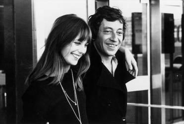1969. Serge Gainsbourg and Jane Birkin (Giancarlo Botti) - Muzeo.com