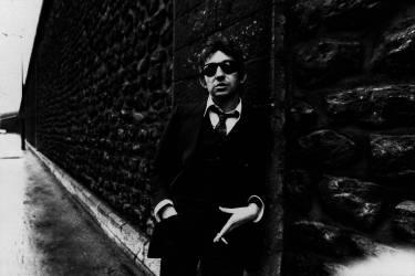 1970. Serge Gainsbourg (Giancarlo Botti) - Muzeo.com