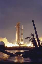 Apollo 14 Launch (Nasa) - Muzeo.com