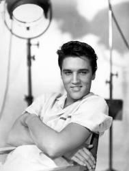 Elvis Presley en 1958 (Anonyme) - Muzeo.com