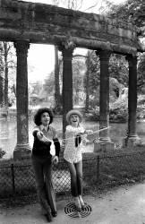 France Gall et Michel Berger (Picot) - Muzeo.com