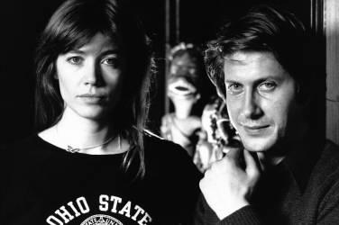 Françoise Hardy et Jacques Dutronc (Giancarlo Botti) - Muzeo.com