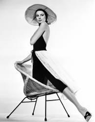 Grace Kelly / To Catch A Thief 1955 réalisé par Alfred Hitchcock (Screen Prod) - Muzeo.com