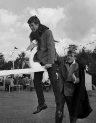 Jean Paul Belmondo - 06/10/1956 (Bloncourt Gérald) - Muzeo.com