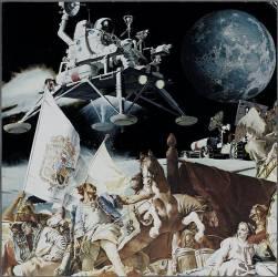 Moonhorse (Erró) - Muzeo.com