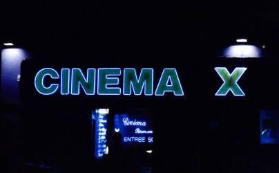 cinéma x (Sandrine Elberg) - Muzeo.com