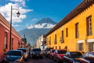Antigua Guatemala (David Ducoin) - Muzeo.com