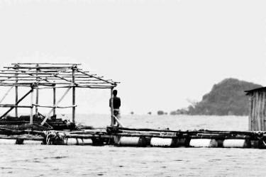 Face à la mer – Cambodge (Chrystèle Lacène) - Muzeo.com