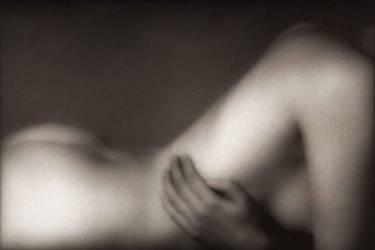 Femme nue enlacée (Edvard March) - Muzeo.com