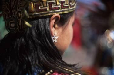 Festival de la Vierge de Guadalupe, Basilique Notre-Dame de Guadalupe, Tepeyac, Mexico (Véronique Durruty) - Muzeo.com