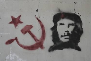 Graffiti de Che Guevara (Umberto anonyme) - Muzeo.com