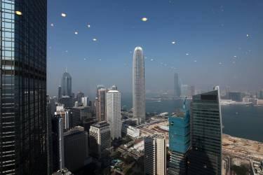 Hong Kong baie 1 (Christophe Audebert) - Muzeo.com