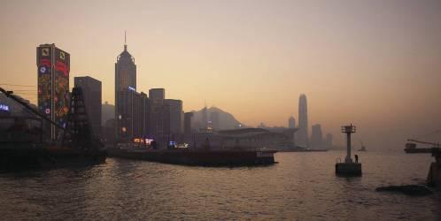 Hong Kong baie 2 (Christophe Audebert) - Muzeo.com