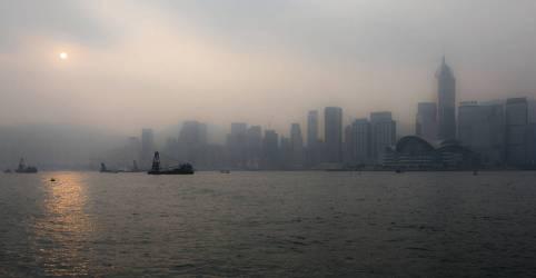 Hong Kong baie 3 (Christophe Audebert) - Muzeo.com