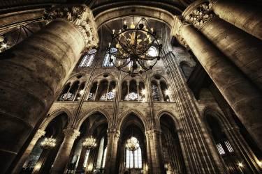 Intérieur d'une église (Stulberg Scott) - Muzeo.com