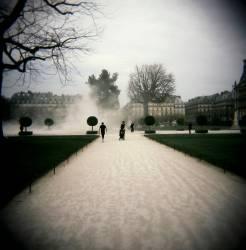 Jardin des Tuileries. (Siran Jerome) - Muzeo.com
