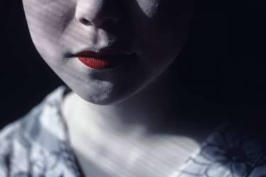 Jeune Geisha (Kasmauski Karen) - Muzeo.com