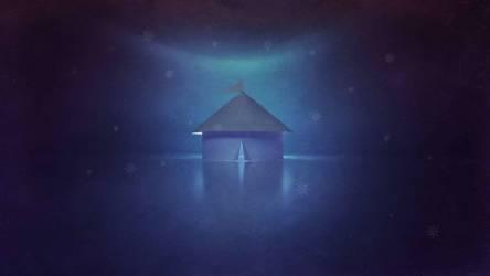 Le cirque en hiver (Catherine MacBride) - Muzeo.com
