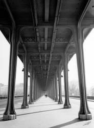 Le Pont de Bir hakeim (Jérôme Prince) - Muzeo.com