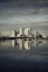 Londres, horizon (Julian Calverley) - Muzeo.com