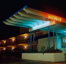 Neon Vacancy Sign (Patty Carroll) - Muzeo.com