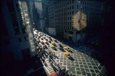 New York - Etats Unis, 5eme avenue dans Manhattan (Michel Setboun) - Muzeo.com