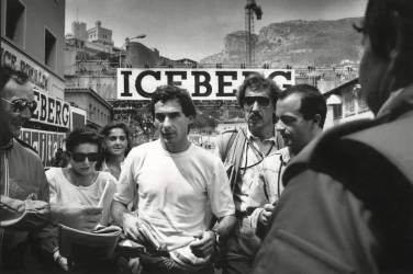 Senna-Monaco 89 (Pierre-Anthony Allard) - Muzeo.com