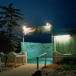 Swimming Pool Entrance (Patty Carroll) - Muzeo.com
