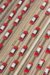 Taxis sur l'autoroute (George Hammerstein) - Muzeo.com