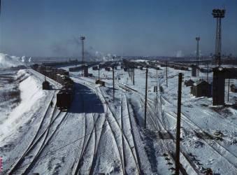Belt Railway, Chicago (Jack Delano) - Muzeo.com