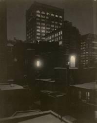 Depuis la fenêtre arrière - 291 (Alfred Stieglitz) - Muzeo.com