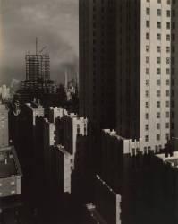 Depuis ma fenêtre au Shelton, Ouest (Alfred Stieglitz) - Muzeo.com
