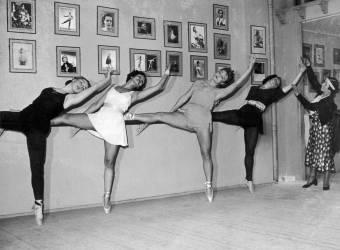 Ecole de danse de la princesse Mathilde Kschessinska (Keystone) - Muzeo.com